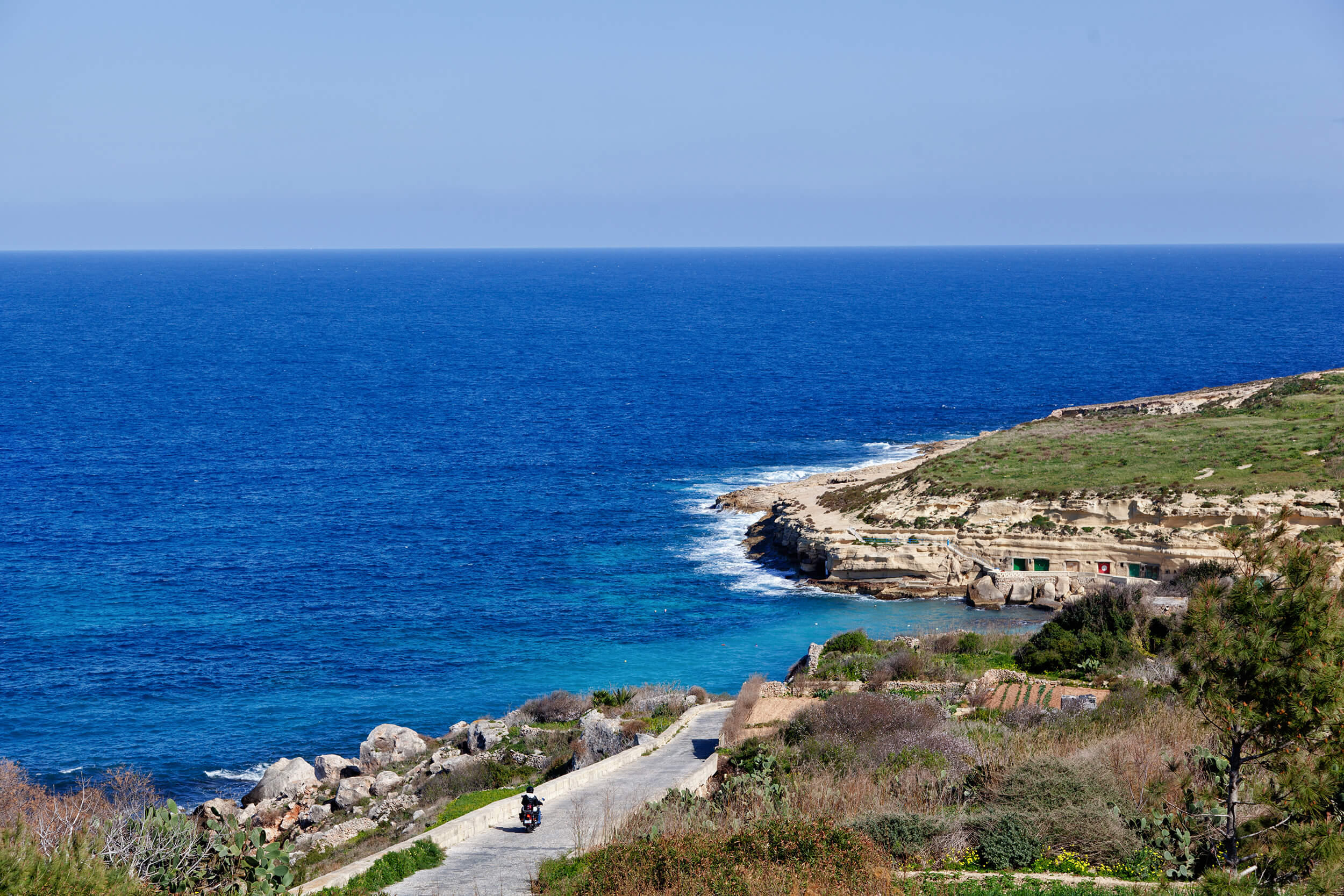 Daħlet Qorrot