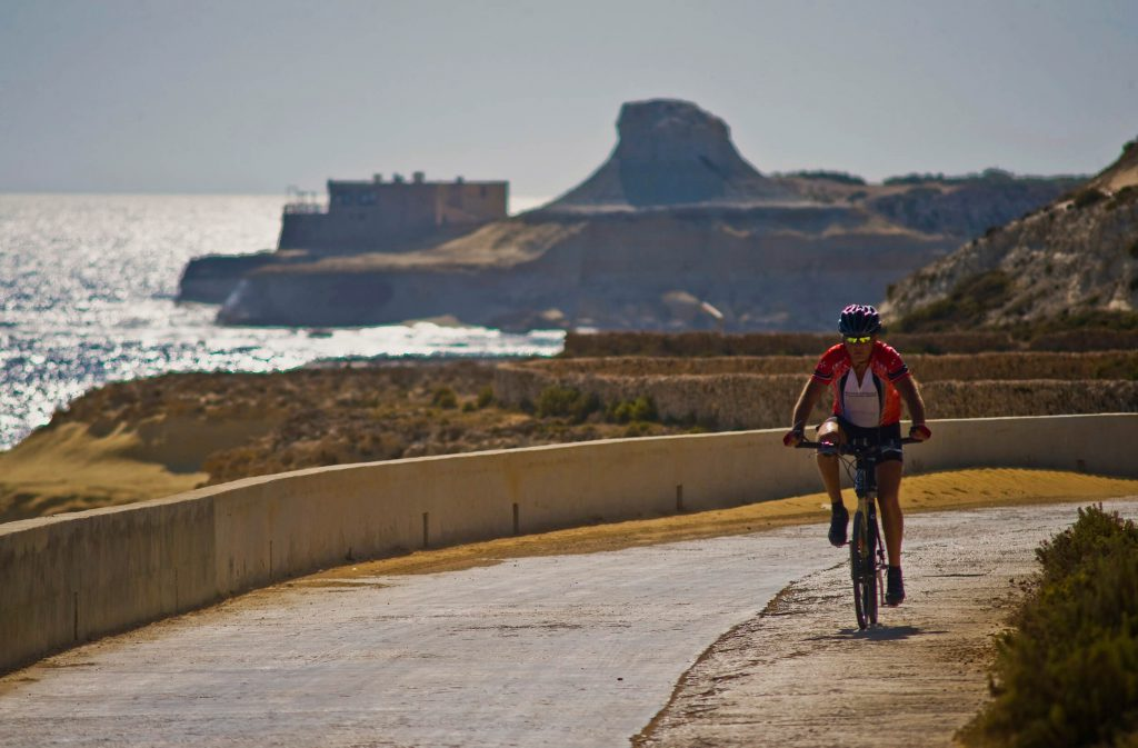 Gozo is about the call of outdoors and adventure