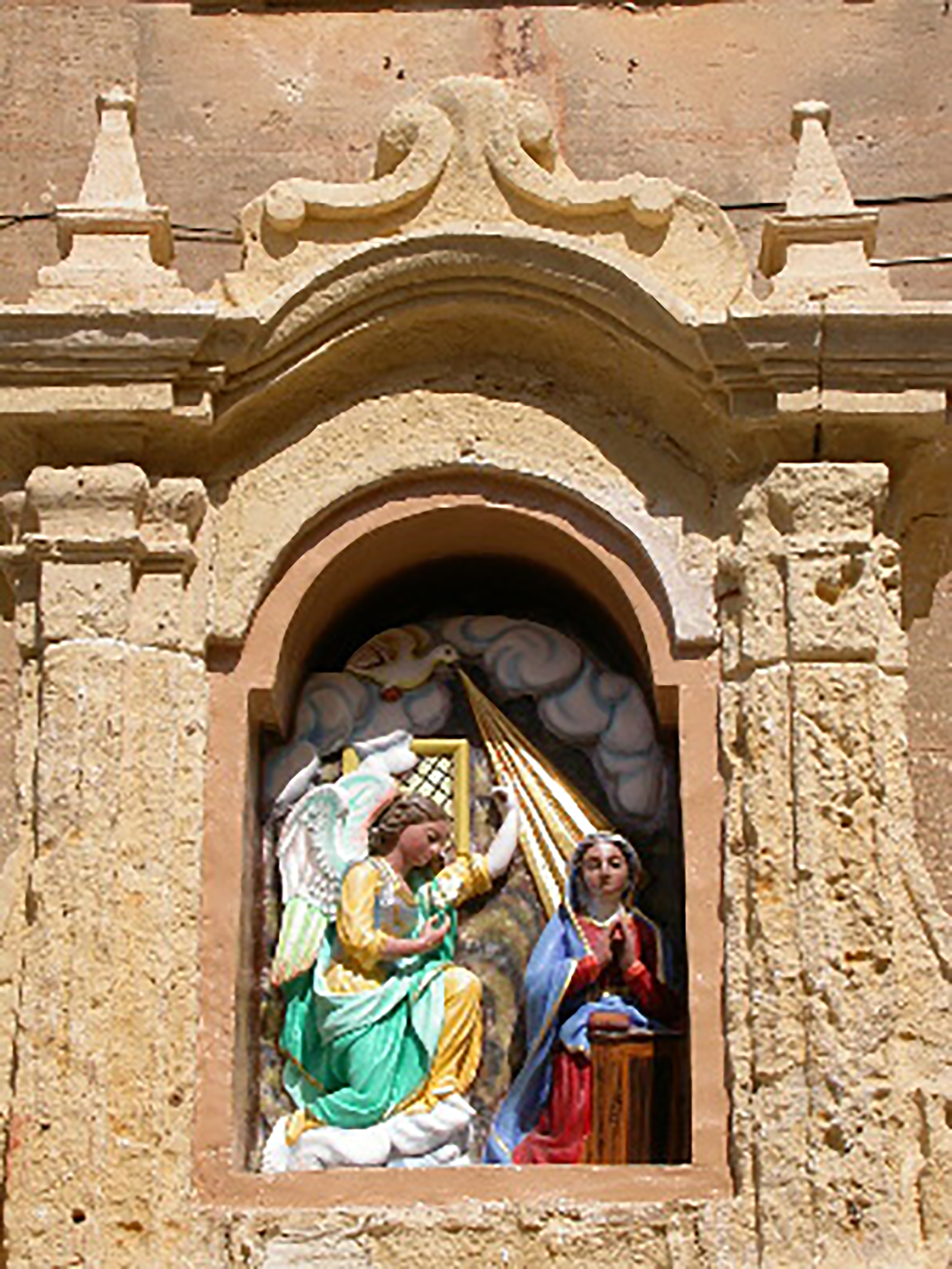 The Annunciation of Our Lady