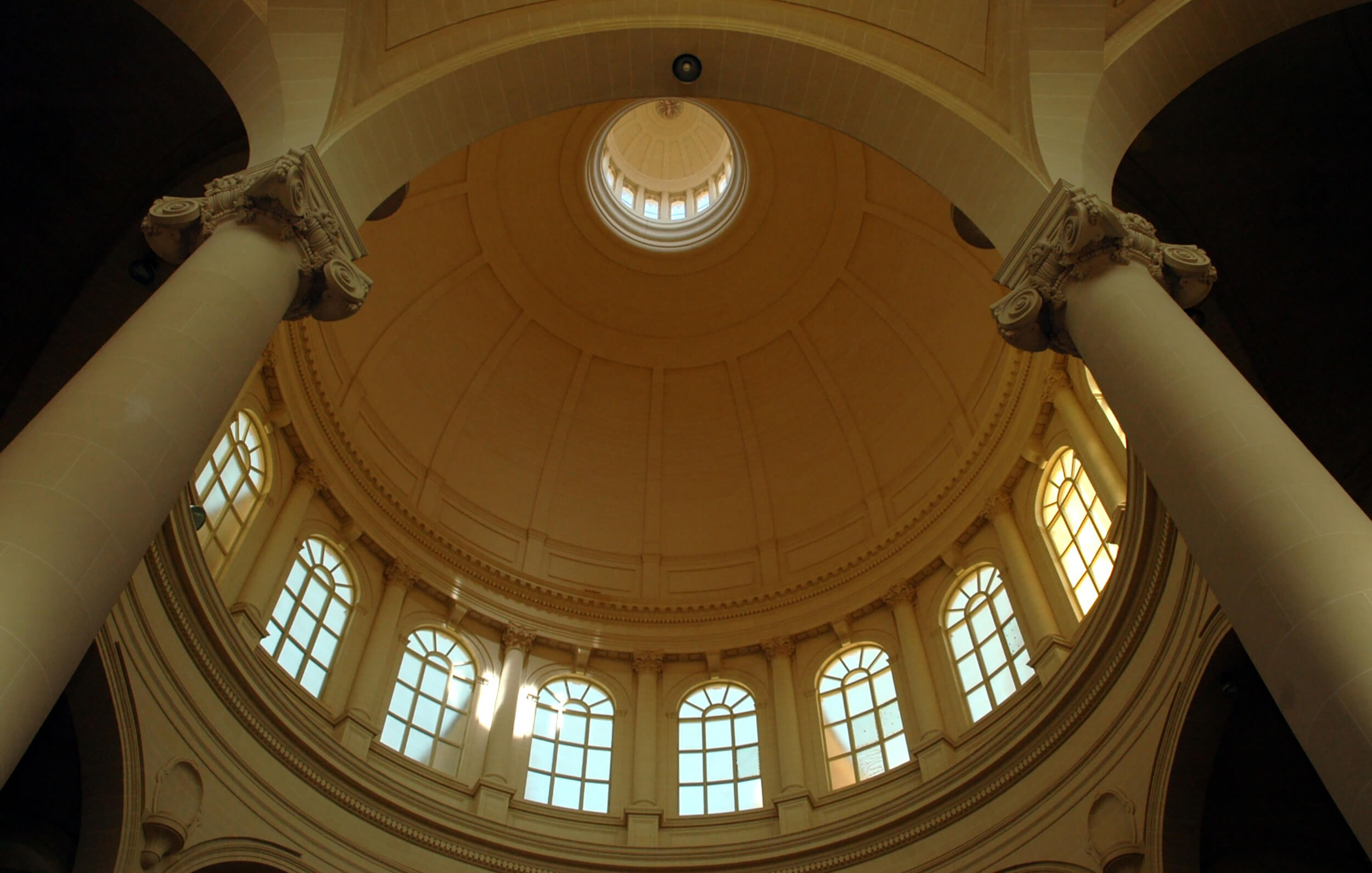 Rotunda of St. John the Baptist