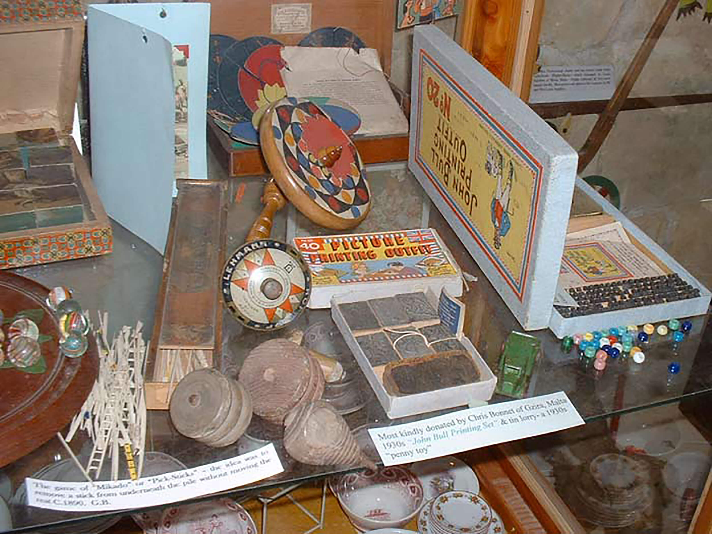 Pomskizillious Museum of Toys