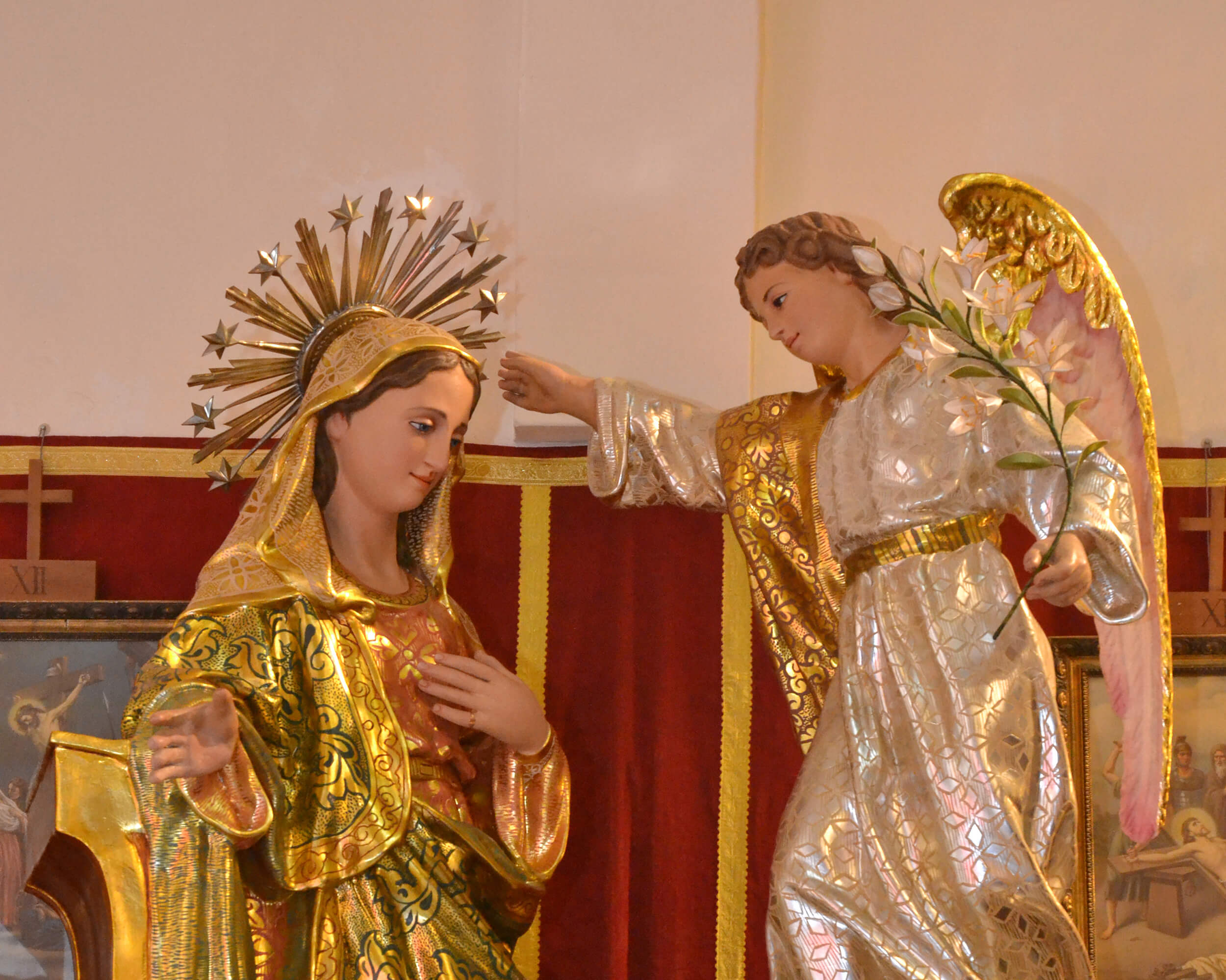 Annunciation of Our Lady