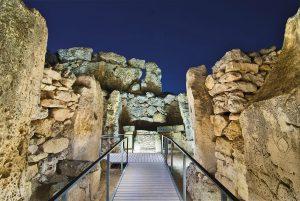 Ggantija Temples are a key landmark in Gozo's rich history.