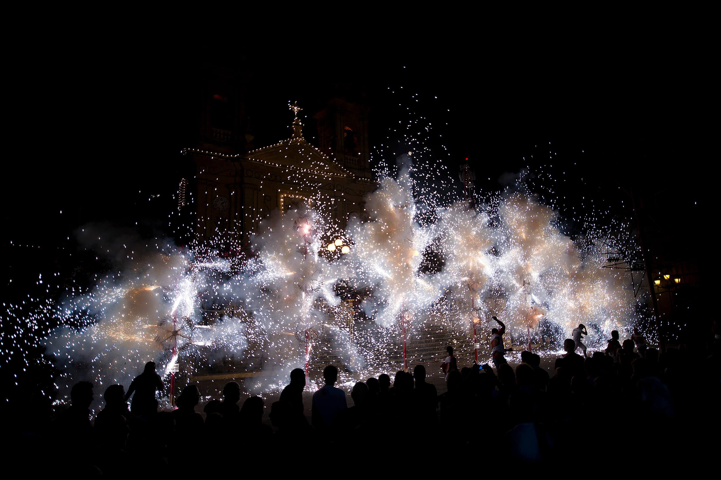 Gozo Fireworks