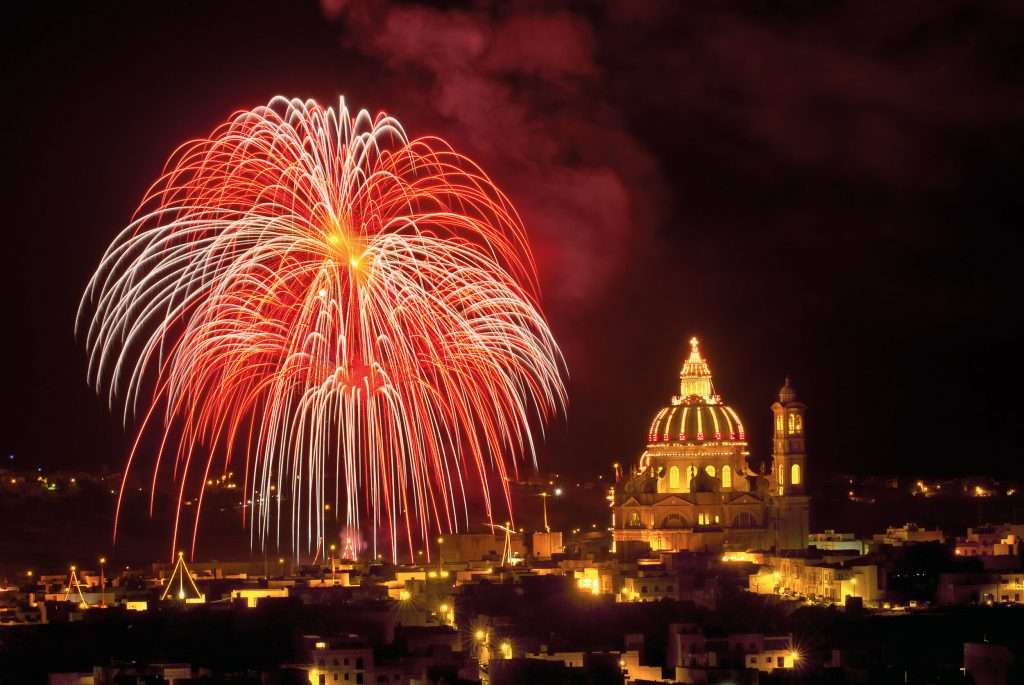 Festa Events in Gozo