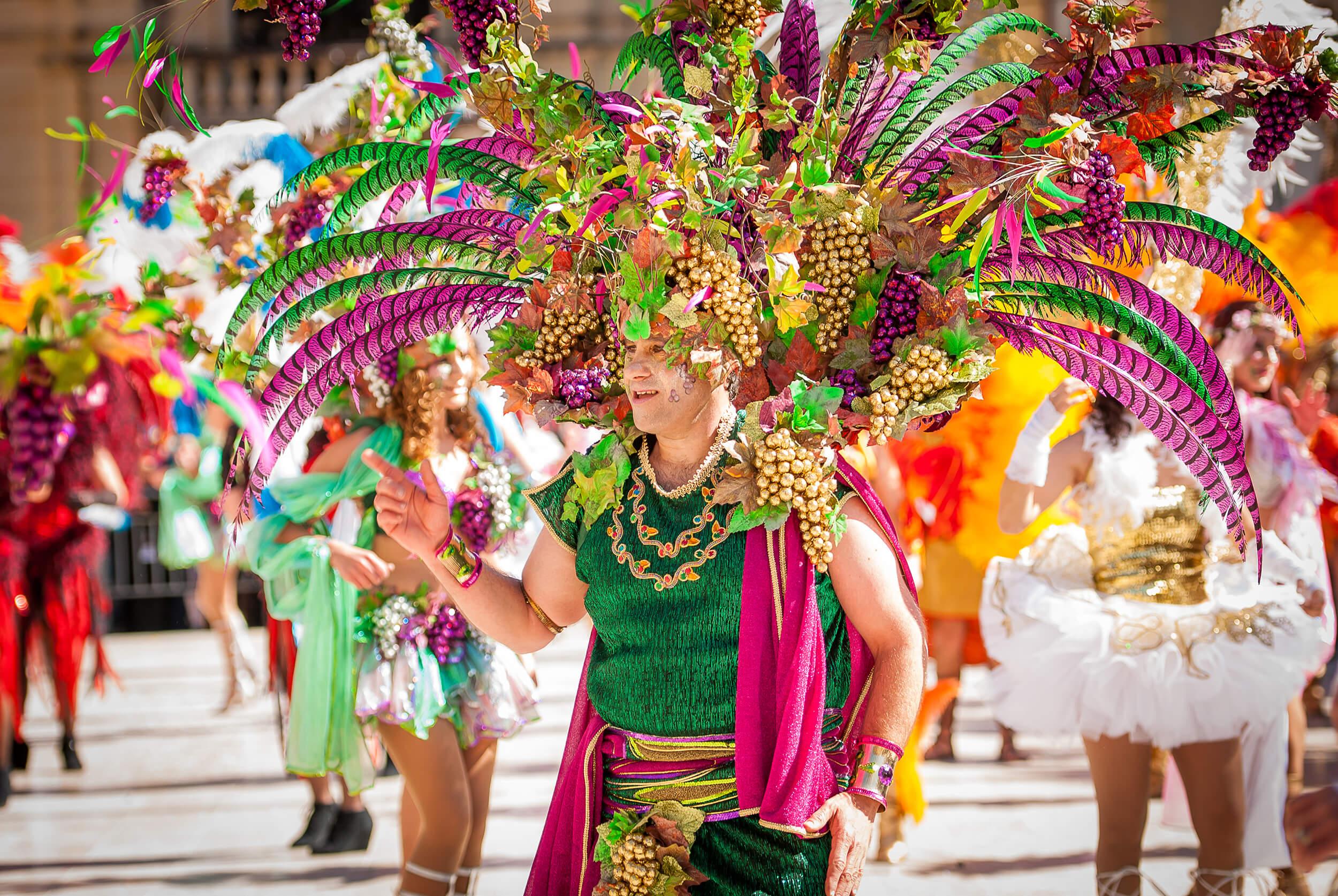 costume carnival-gozo