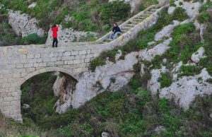 Mild sunny winters in Gozo means full enjoyment of the great outdoors.