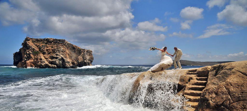 A unique Mediterranean backdrop for weddings