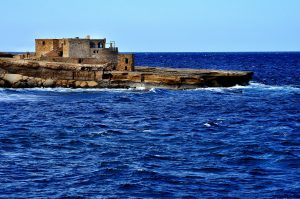 Qolla l-Bajda Battery, Towers in Gozo