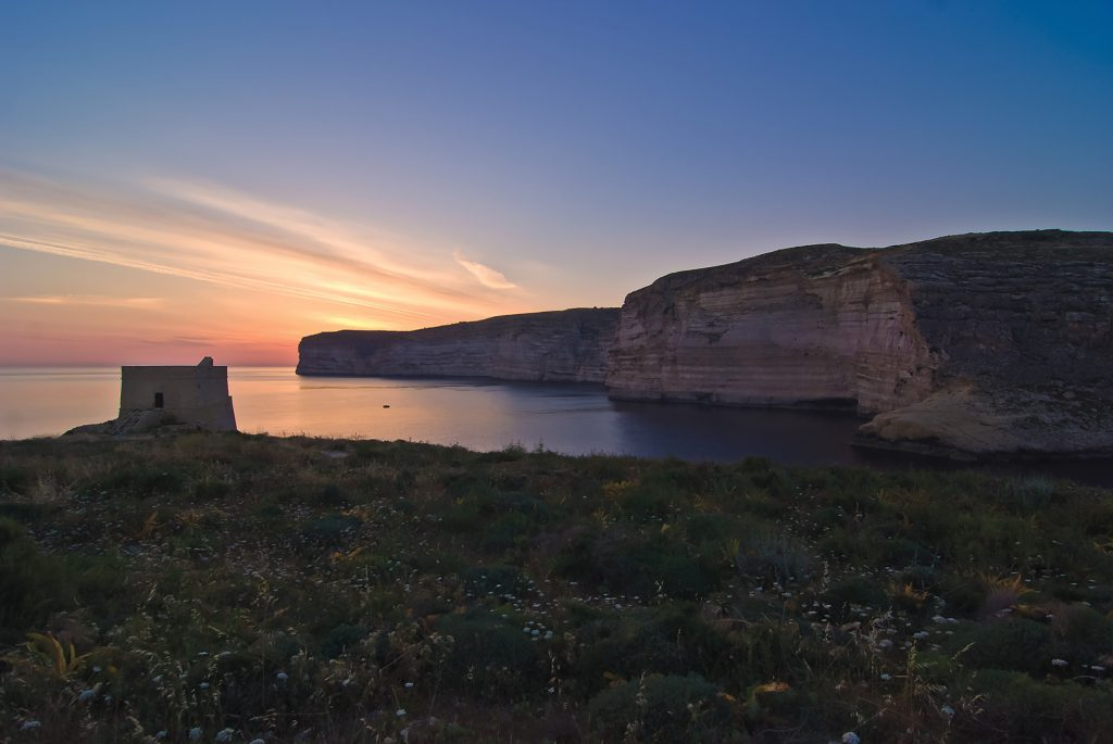 Xlendi Tower, Discover Gozo's Coastal Towers, Forts and Batteries in a Day