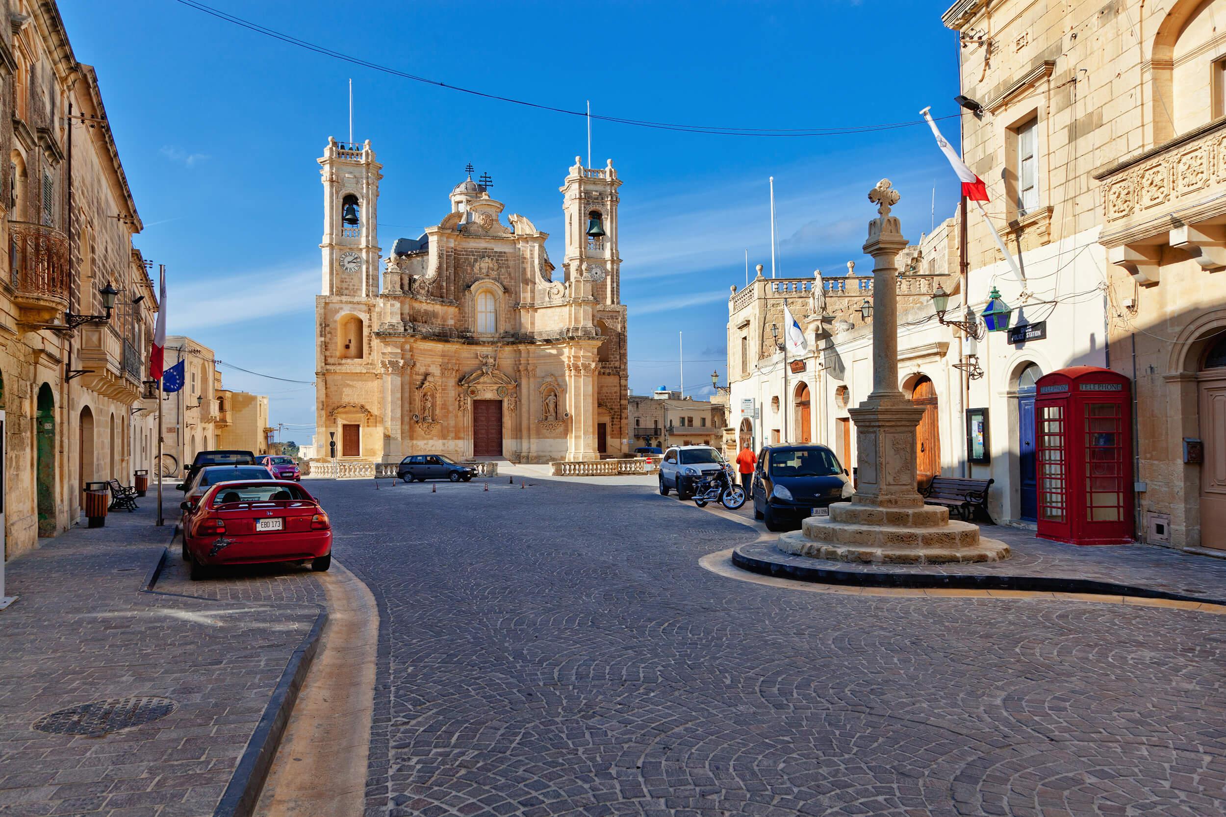 L-Għarb