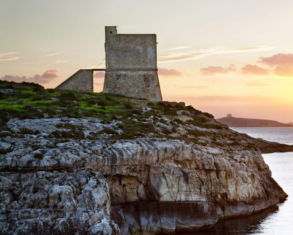 Mġarr ix-Xini Tower, Discover Gozo's Coastal Towers, Forts and Batteries in a Day