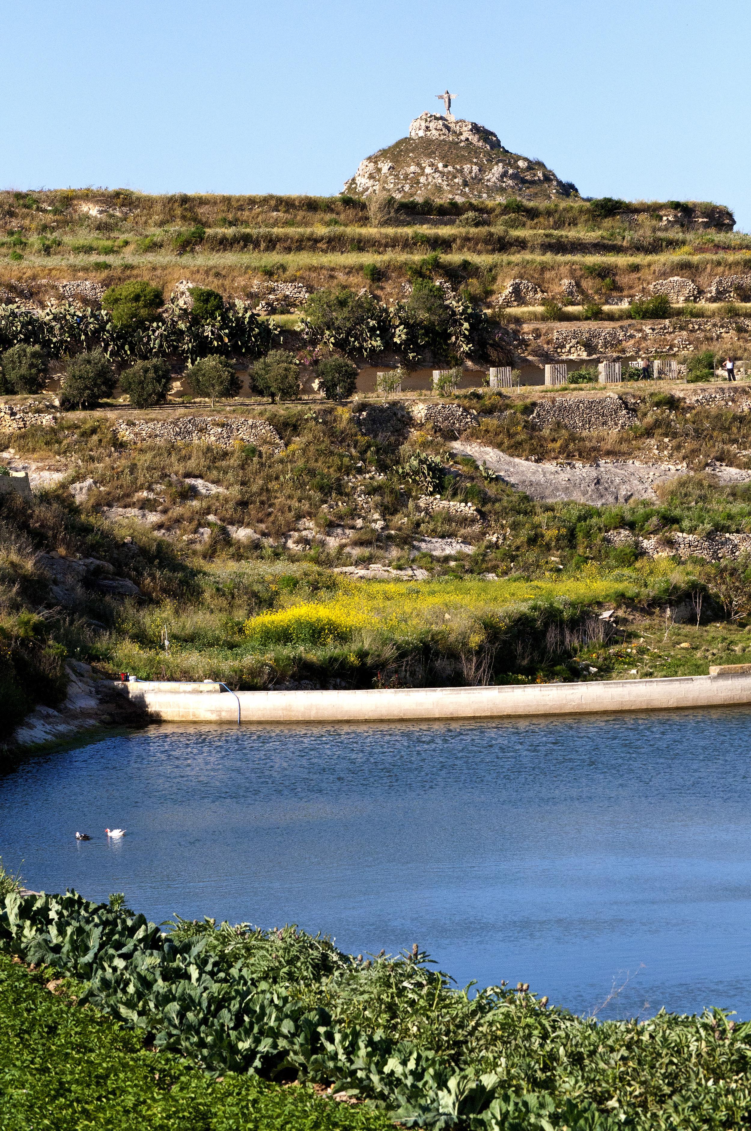 Tas-Salvatur Hill