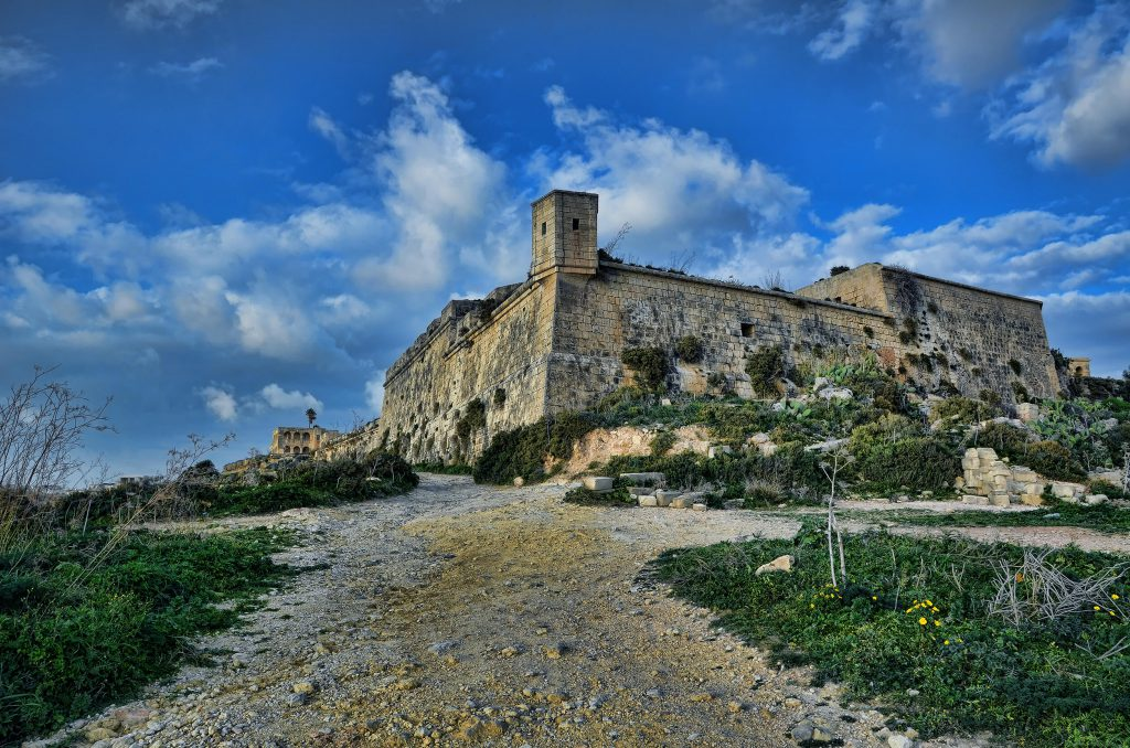 Fort Chambrai, Discover Gozo's Coastal Towers, Forts and Batteries in a Day