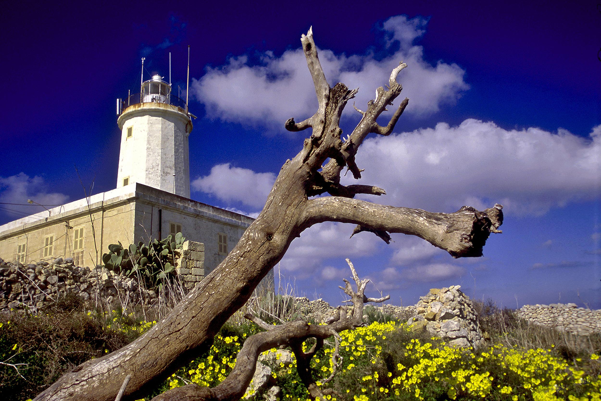 Ta' Ġurdan Lighthouse
