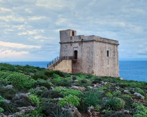 Ta' Isopu Tower, Towers in Gozo