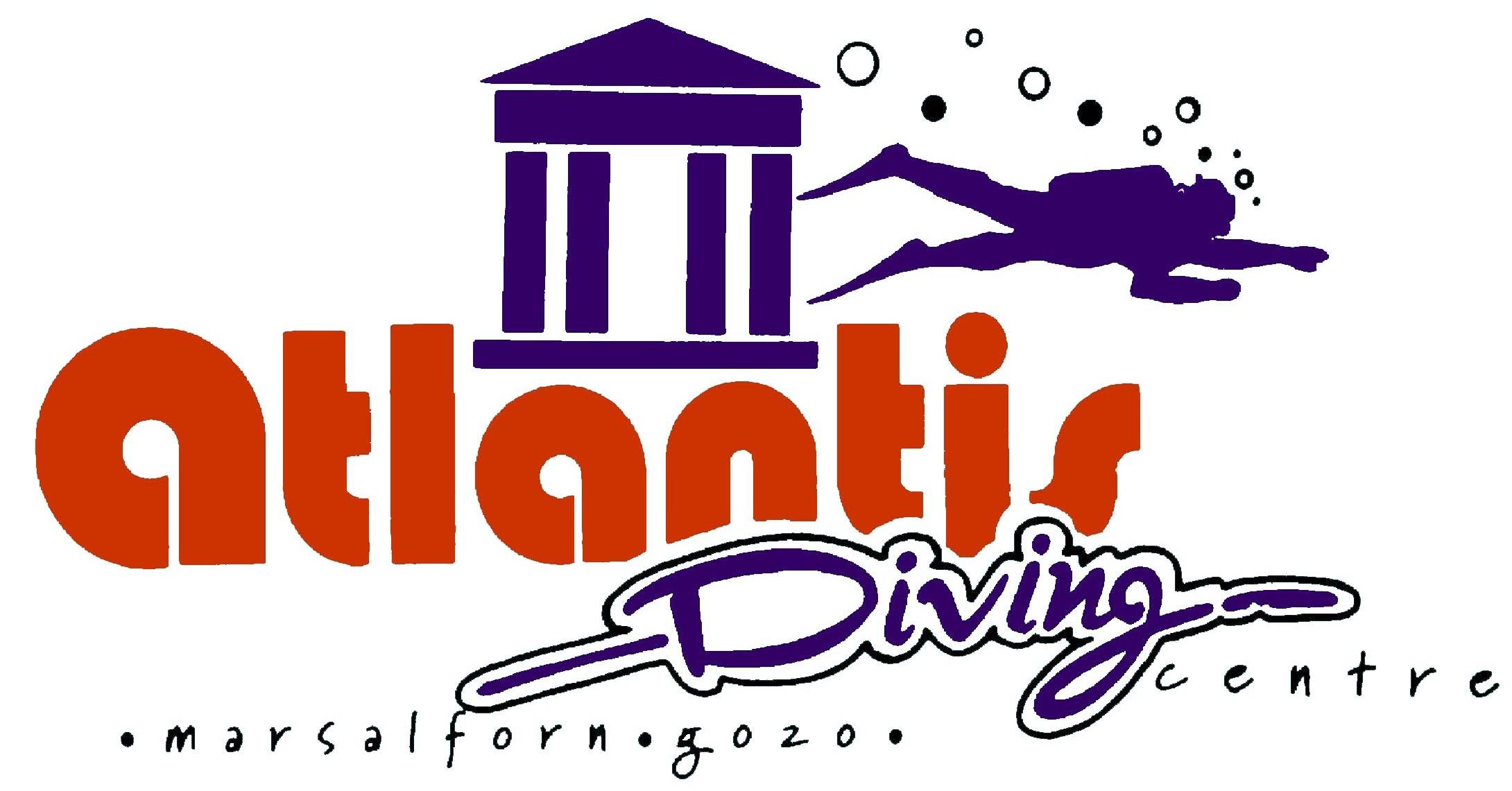 Atlantis Diving Logo