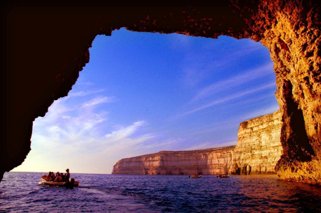 Boat Rides along the coast of Gozo