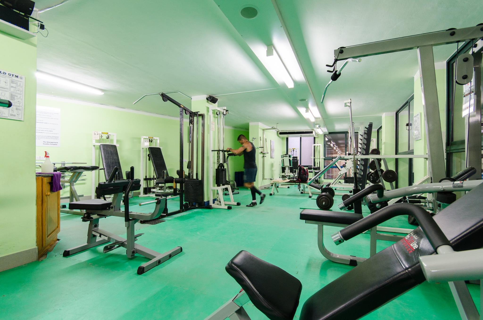 seminary gym 10