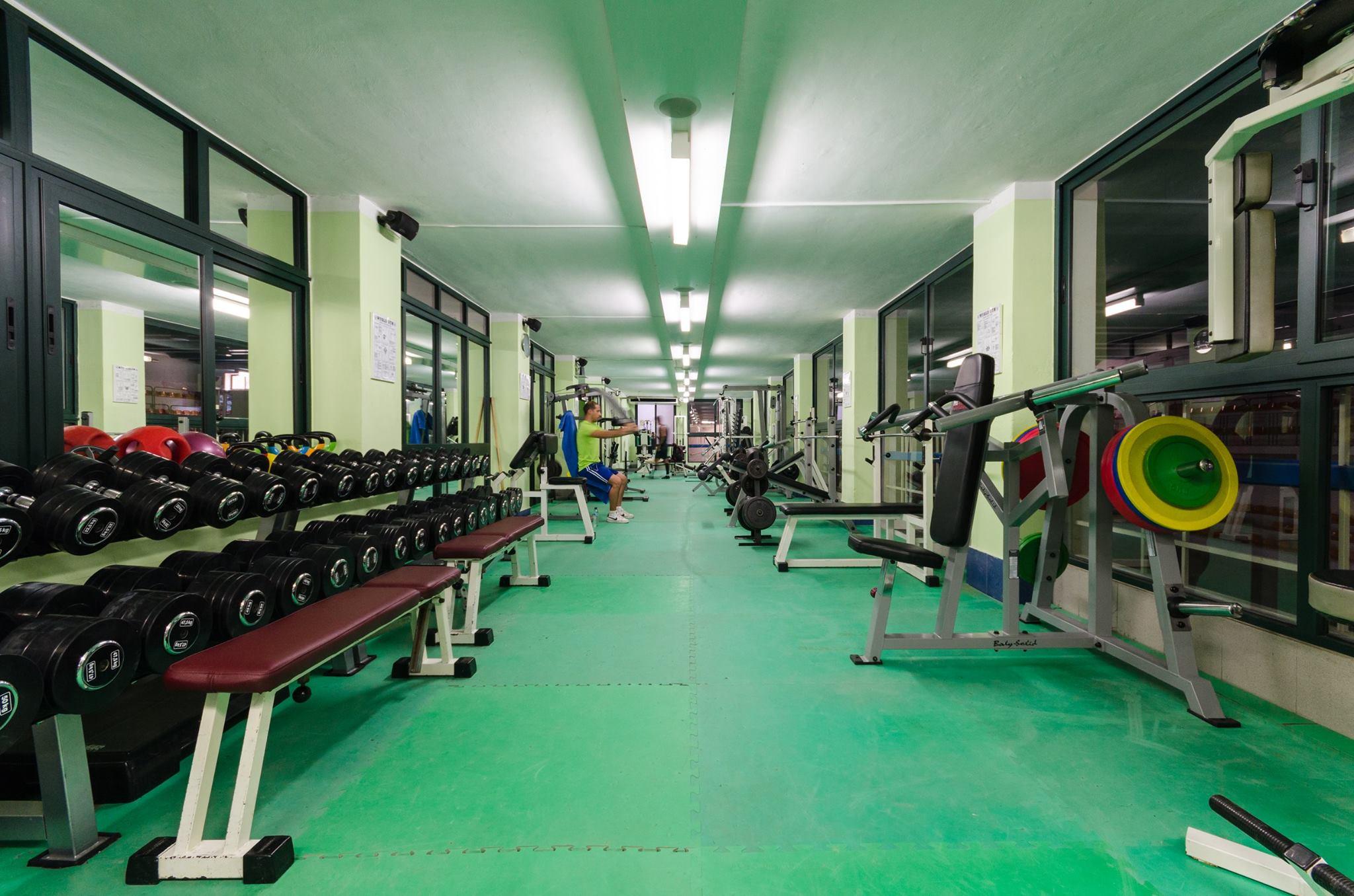 seminary gym 9