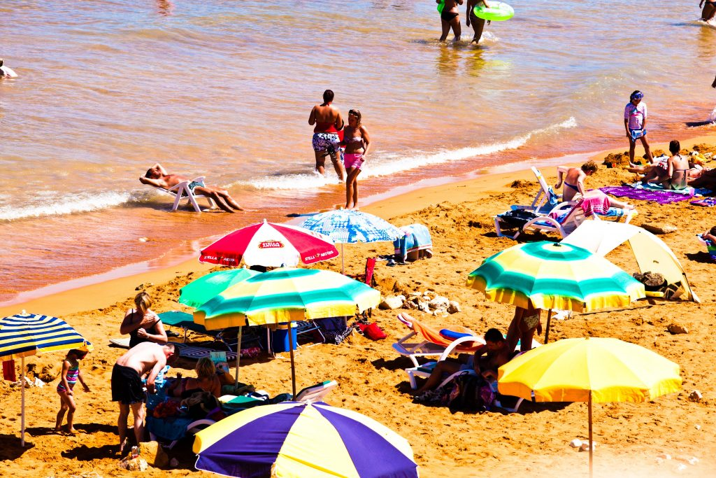 Child friendly Spots in Gozo - Ramla Beach