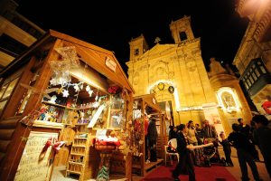 Christmas Market in Gozo