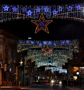 Christmas holiday in Gozo