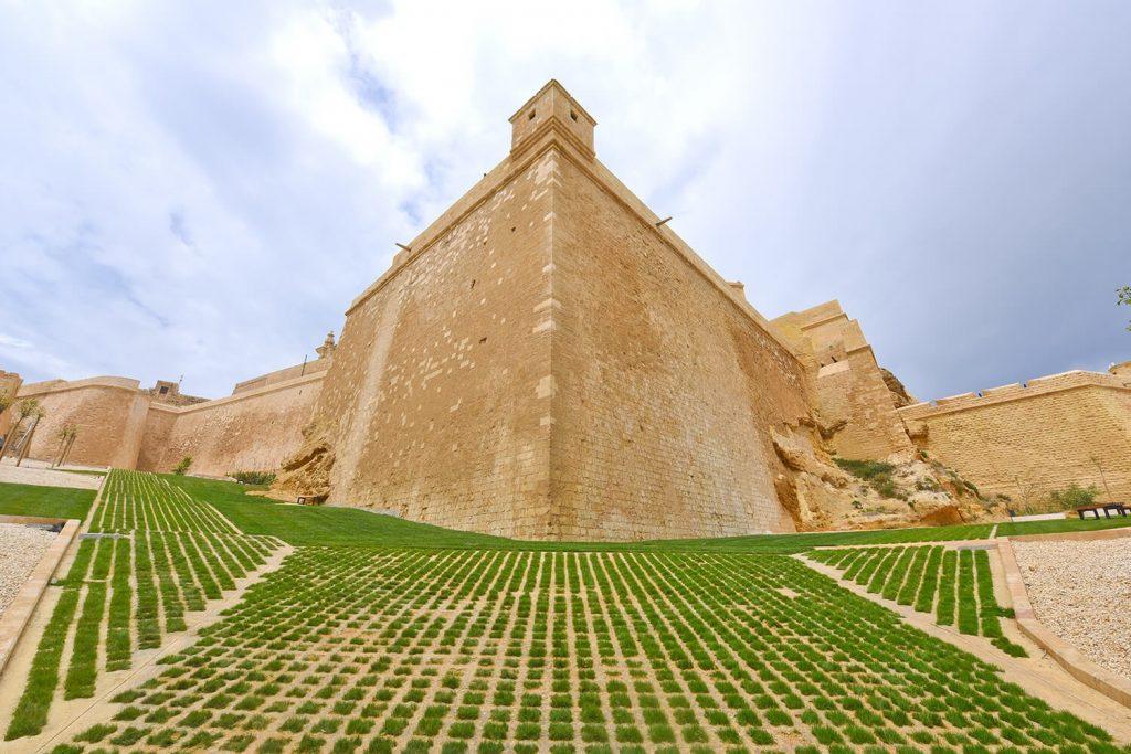 The Citadel Ditch