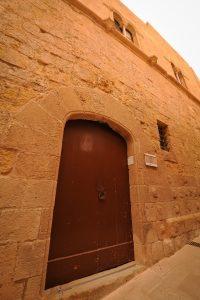 Gran Castello Historic House, in Cittadella, Gozo