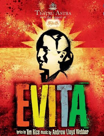 Evita - Teatru Astra Large