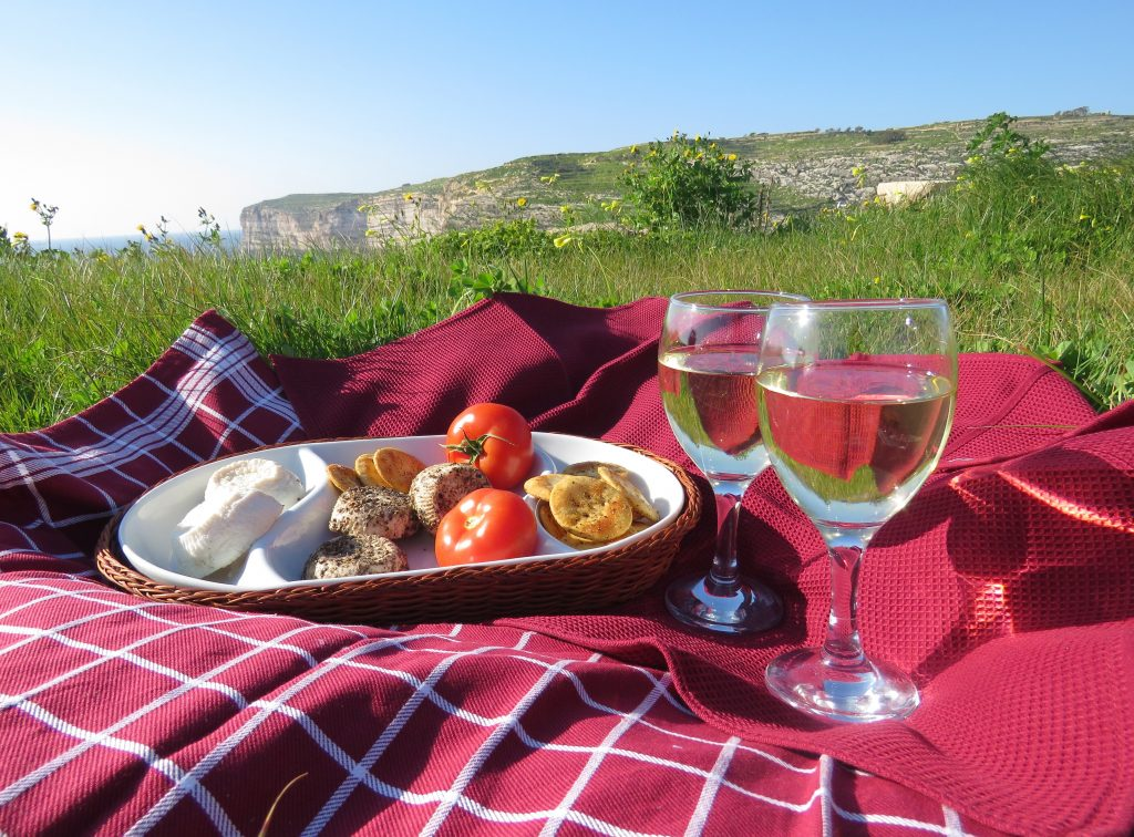 Picnic time: sundried and peppered cheeselets platter ...
