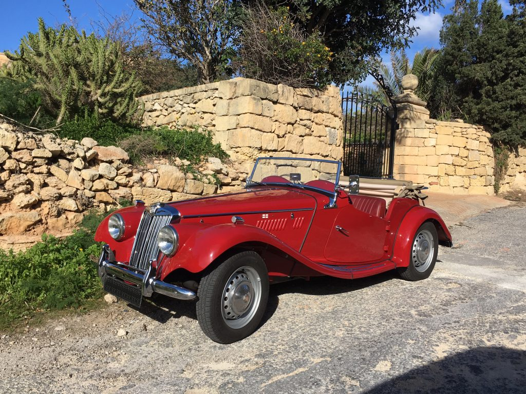 12th March - Vintage, Classic and Military Vehicle Event in Gozo