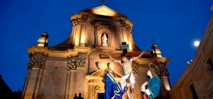 Good Friday Procession in Gozo
