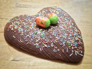 Homemade Figolla - the traditional Easter treat
