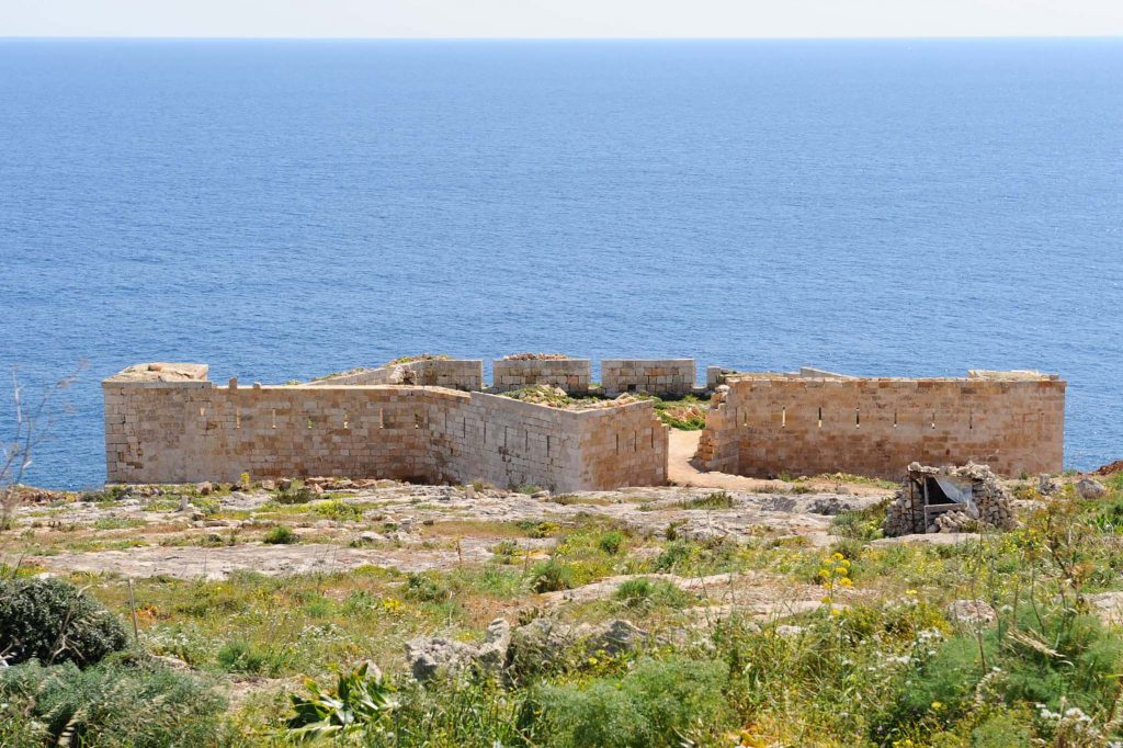St. Anthony's Battery, Discover Gozo's Coastal Towers, Forts and Batteries in a Day