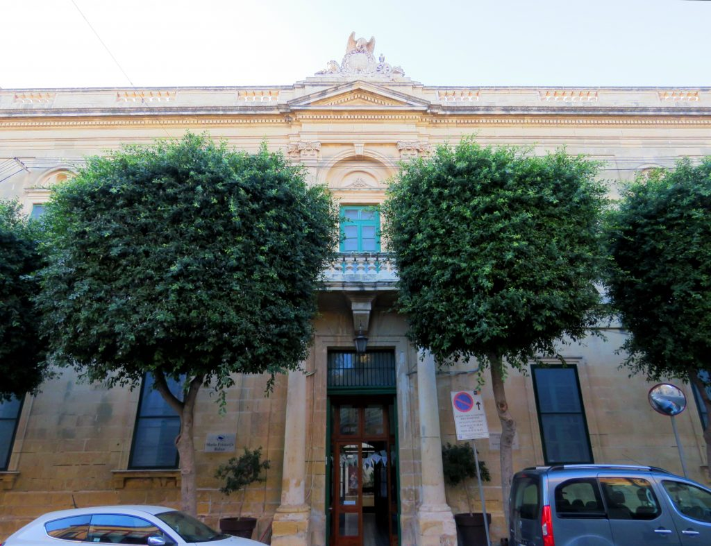 National Library in Gozo