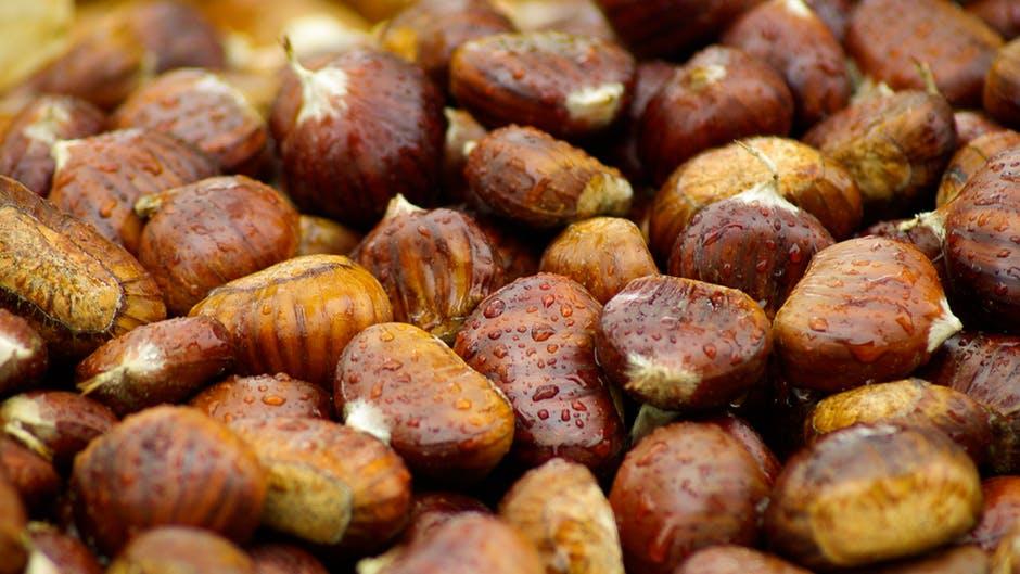 Chestnuts for the Imbuljuta - Gozo's favourite Christmas Drink