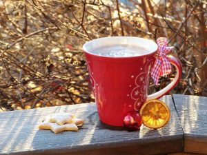 Enjoy the typical Christmas drink from the island of Gozo