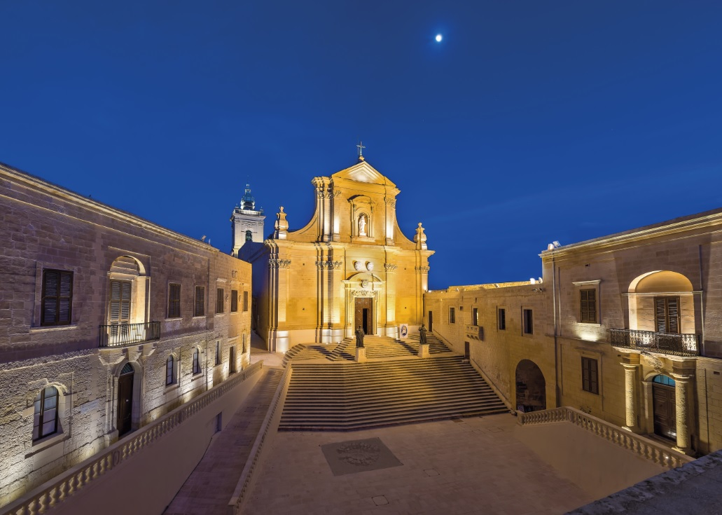 cathedral gozo