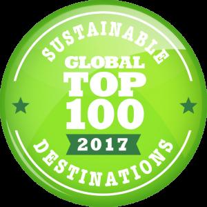 Best in the Mediterranean Destination at the World's Best Sustainable Destinations