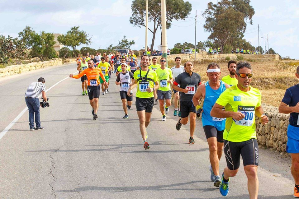 Marathon Events in Gozo