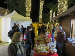 Christmas Market at Villa Rundle Garden