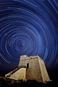Stargazing at Gozo