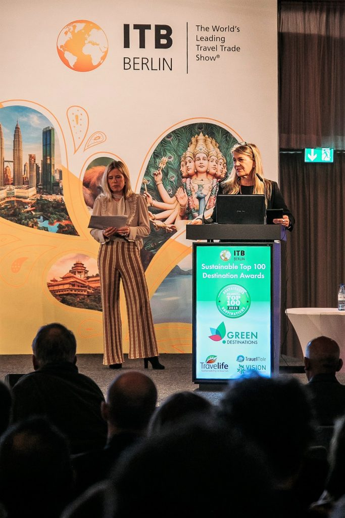 The ITB Travel and Trade Show, Berlin Germany
