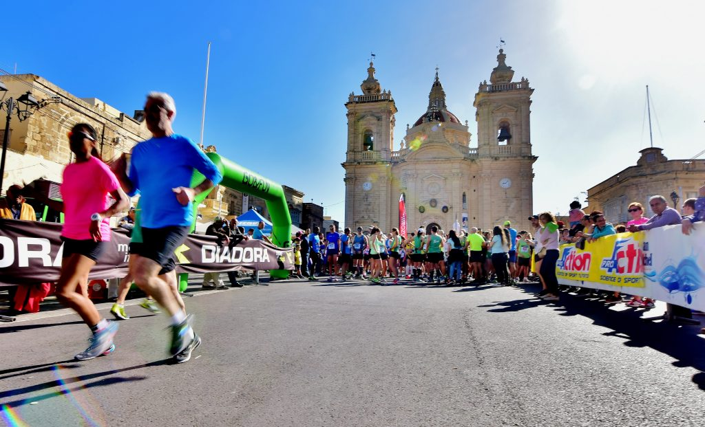Run in Gozo
