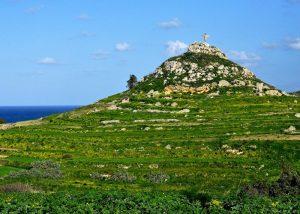 Tas Salvatur Hill Gozo