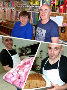 Gozo confectioners at work