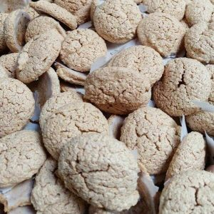 Traditional bankoncini biscuits from Gozo