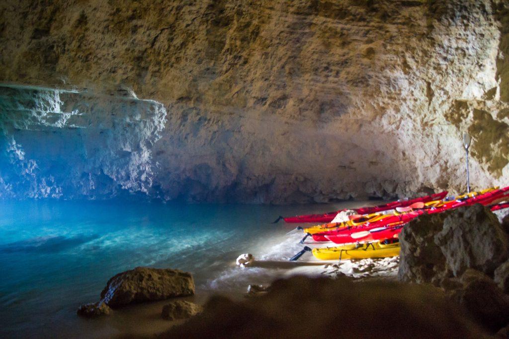 Kayaking in Gozo
