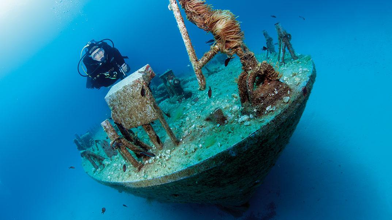 Exploring-Wreck